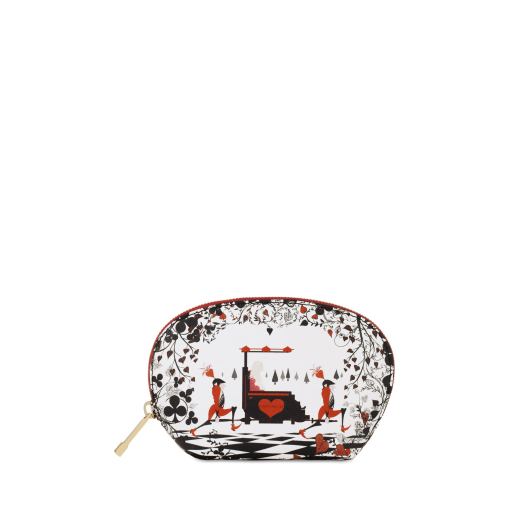 € 48, trousse in pvc stampato